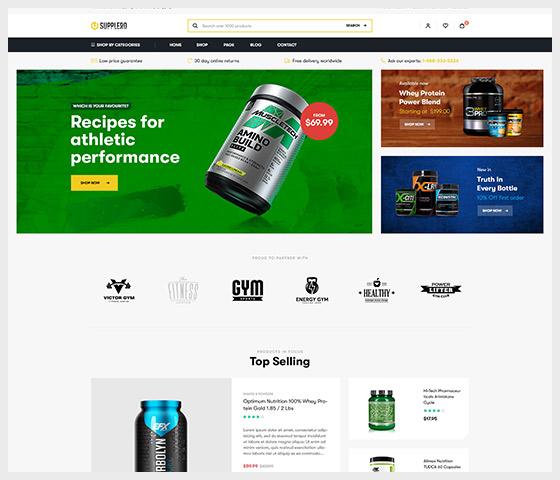 ldp home 2 | Supplement Store BodyTech