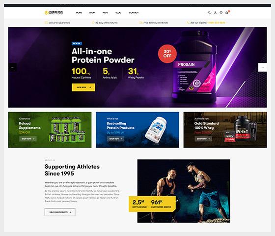 ldp home 3 | Supplement Store BodyTech