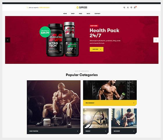 ldp home 4 | Supplement Store BodyTech