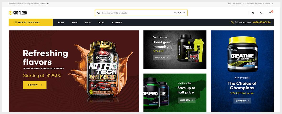ldp home 5 | Supplement Store BodyTech