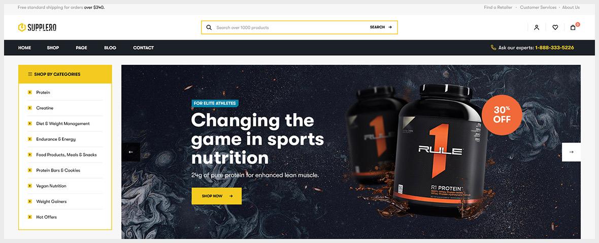 ldp home 6 | Supplement Store BodyTech