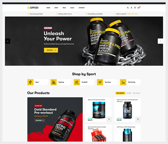 ldp home 7 | Supplement Store BodyTech